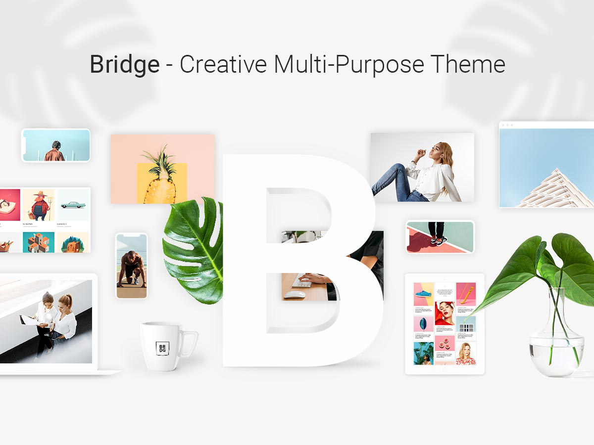 Bridge - Creative Multi Purpose WordPress Theme